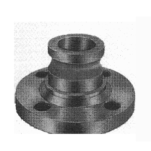 Flanged End