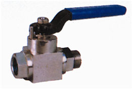 HP Ball Valves, Needle Valves, NRVs and Flow Control Valves