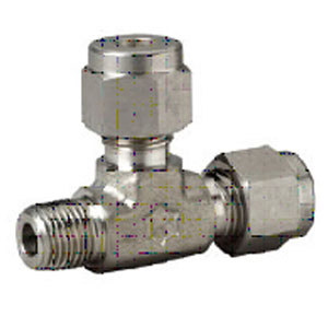 SS Male Runtee Connector
