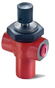 Single Station Gauge Isolator Valve