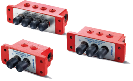 Multi Station Gauge Isolator Valves
