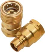 Very High Pressure  Series Quick Release Couplings