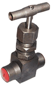 High Pressure Hand Shut off valves