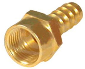 Brass Female Hose Collar