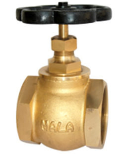 Bronze Globe Valve—Screwed and Flanged Ends