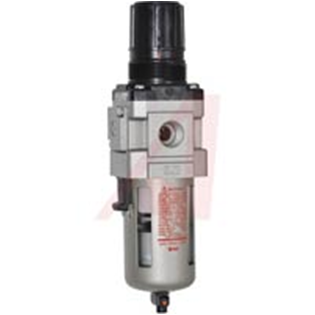 Pneumatic air filter regulator