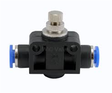 Pneumatic Speed Control Valve